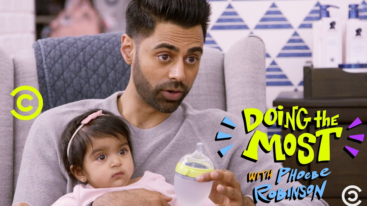 Download Hasan Minhaj & Some Really Cute Babies - Doing the Most with Phoebe Robinson