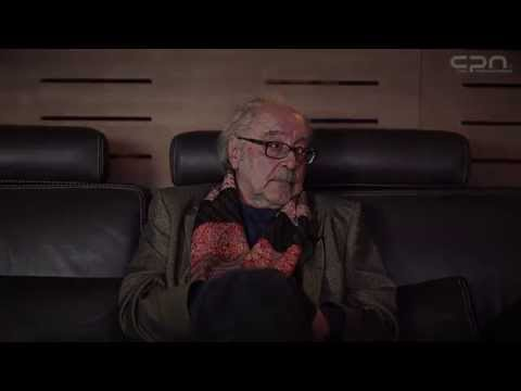 Jean-Luc Godard. Exclusive Interview with the Legend (Part 2) Cannes 2014 - Canon