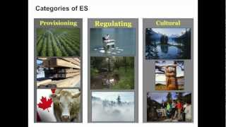 Gillian Kerr, AB Env., Using Ecosystem Services to Inform Land-use Decisions