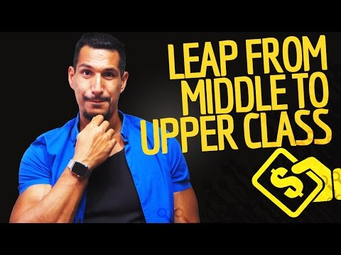 Why Is The Leap From Middle To Upper Class So Difficult?
