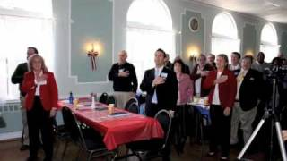 Video 1 0f 16: Somerset County Democratic Committee Annual Nominating Convention (Opening) 3/27/10