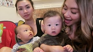 Vlog: We're Moms Now | HAUSOFCOLOR