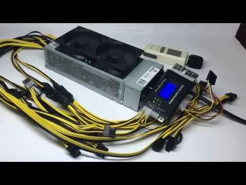 Серверный БП IBM BladeCenter DPS-2000BB 80PLUS Silver 2000Вт под майнинг Bitcoin, ETH, ZEC