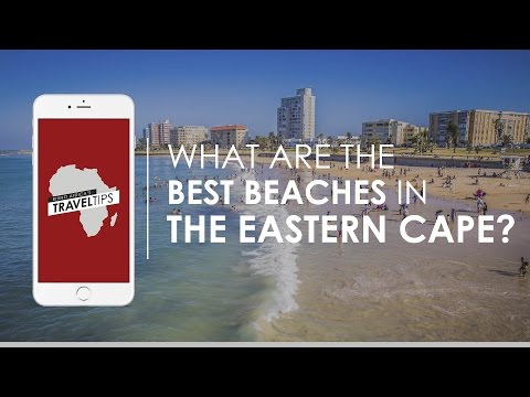 What are the best beaches in the Eastern Cape to include with a safari? Rhino Africa's Travel Tips