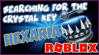 🔴 ROBLOX LIVE STREAM!! | TROUVER LE CRYSTAL KEY IN HEXARIA!! ET PLUS ENCORE!!