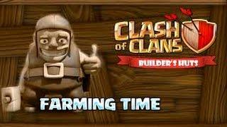 COMO FARMEAR ESTA ACTUALIZACION | clash of clans by mr luis
