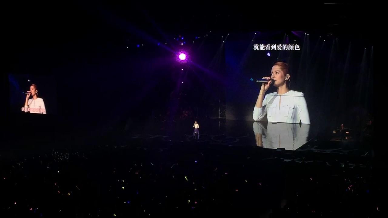 錯過 - 梁詠琪 好時辰演唱會 - YouTube