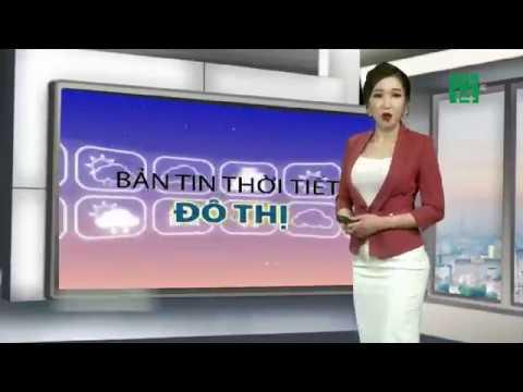VTC14 | Thời tiết các thành phố lớn 26/04/2018 | TP HCM và Cần Thơ tương đối nắng ráo