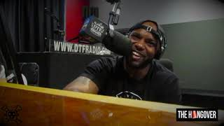 The Hangover : Math Hoffa talks Serius Jones, after the faceoff, Dizaster and more!