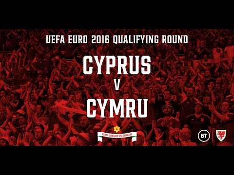 Cyprus vs Wales - 03.09.2015 (EURO 2016 Qualifying Round Full Re-Run)