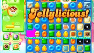 Candy Crush Jelly Saga Level 748 - NO BOOSTERS ***