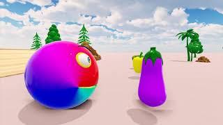 AbcKidtv-Lagu Anak-AnakBelajar Hewan liar untuk anak-anak - Mainan binatang untuk anak anak #12