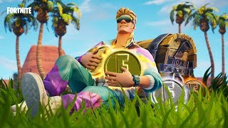 COMPLETING MISSIONS MYSTERIOUS SKINS ? FORTNITE BATTLE ROYALE ? Ariel056 EP1