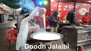 Doodh Jalaibi at Ali Al Fazal Restaurant