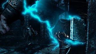 God of War - Secret THOR Ending Scenes