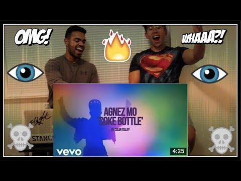 AGNEZ MO - Coke Bottle ft. Timbaland, T.I. REACTION! (SHE IS SO BOMB!)