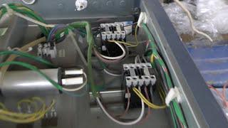 Ремонт сушильної машини Miele PT 7131, Огляд програм, як розбирати, меню