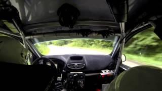Kauno Ruduo Rally 2013 | Zawada/Derousseaux (Renault Clio R3) MSZ Racing | SS Smetoniska Gira 2