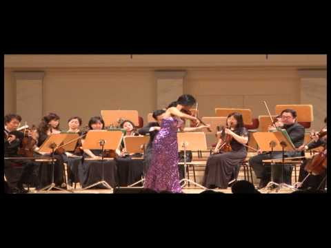 [KCO]베를린 실황 A. Piazzolla-Four Seasons of Buenos Aires (Violin:Soyoung Yoon)