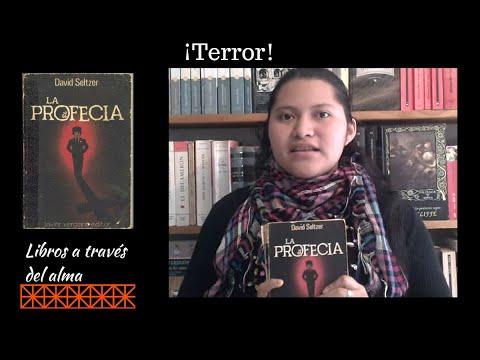 La profecia David Seltzer-Libro de terror-Libros a través del alma.