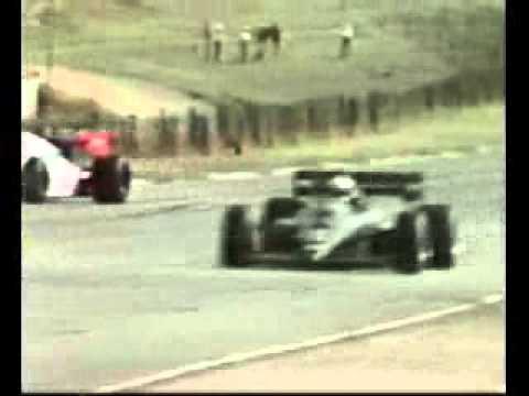 Formula 1 - 1984   02   South Africa   Kyalami