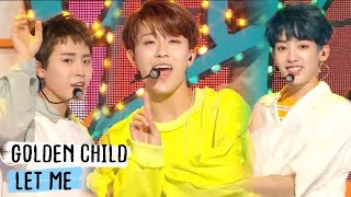 [Comeback Stage] [쇼음악중심]Golden Child - Let Me, 골든차일드 - Let Me  Show Music core 20180707