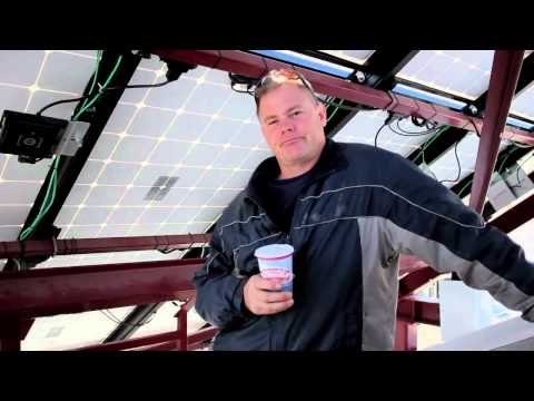Solar Consultant Robert Wylie Hyde on Bright 'n Green