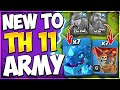 No Heroes No Problem! New to TH11 Electro Dragon Attack Strategy for War in Clash of Clans