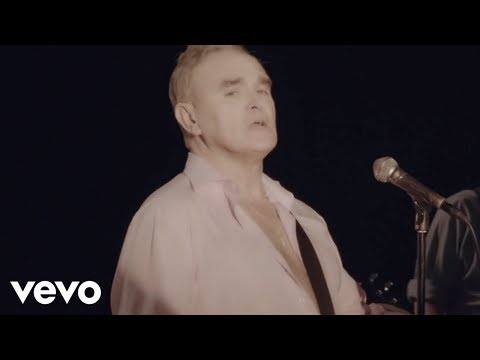 Morrissey - Back on the Chain Gang (Official Video) Mp3