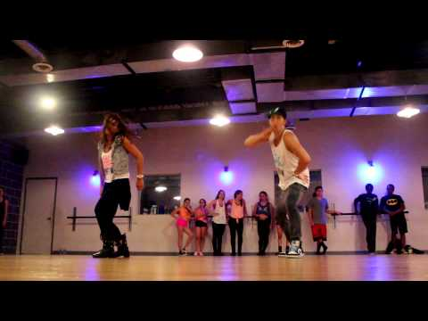 GIVE IT 2 U - Robin Thicke Dance (@BoyEpic Cover) | @MattSteffanina & @DanaAlexaNY Choreography
