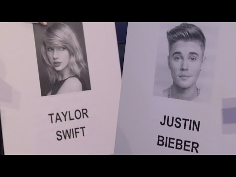 2015 MTV VMA's Seating Chart and Interviews