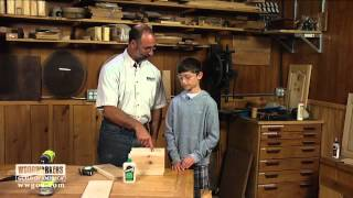 Building A Bird House With Titebond Iii Ultimate Wood Glue
