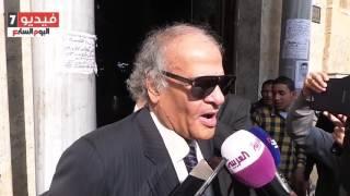 """ممدوح عباس ناعيا حسنين هيكل: """"كان يعبر عن ضمير الشعب المصرى"""""""