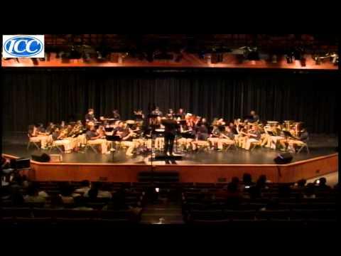 Tupelo Middle School ICC Band Festival 4/10/15