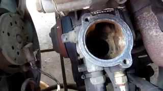 Замена термостата. ГАЗ 3110 ЗМЗ 406 Волга.(Как легко и просто произвести замену термостата на ГАЗ 3110 с двигателем ЗМЗ 406. * Добро пожаловать на мой сайт..., 2015-08-01T19:58:07.000Z)