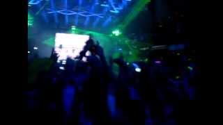 Ibiza '12 - Amnesia - Calvin Harris - I'm Not Alone (Opening Song)