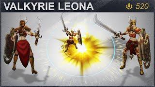 Valkyrie Leona Skin Spotlight 2020   SKingdom - League of Legends