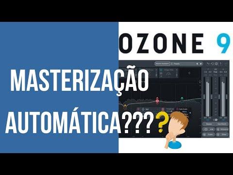Masterizando no Ozone 9 no AUTOMÁTICO???