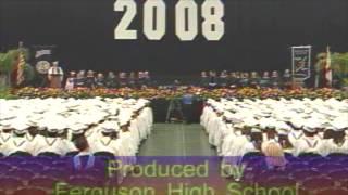 David Akinin at Dr. Michael M. Krop Senior High School Graduation 2008 speech