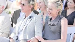 Ellen DeGeneres & Portia de Rossi // On The Other Side