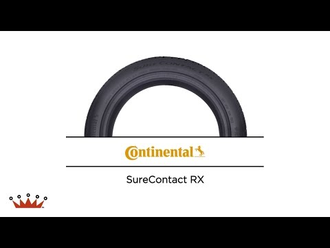 Continental SureContact RX Review - The Tire Deets