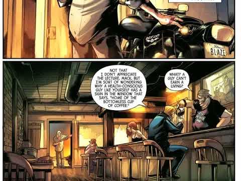 Spirits of Vengeance 1  Comics Preview Theatre