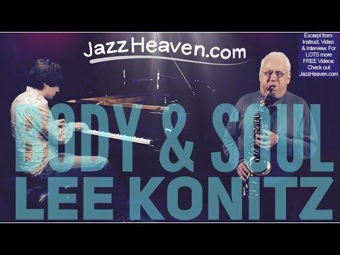 Sax Legend *Lee Konitz*