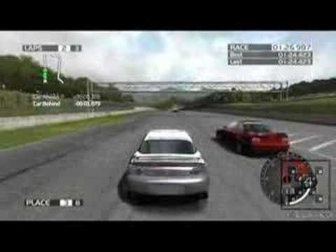 forza motorsport 2 xbox 360 demo gameplay youtube. Black Bedroom Furniture Sets. Home Design Ideas