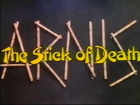 ARNIS Sticks of Death- Starring ROLAND DANTES