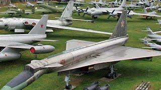 видео Центральный музей Военно-воздушных сил РФ в Монино