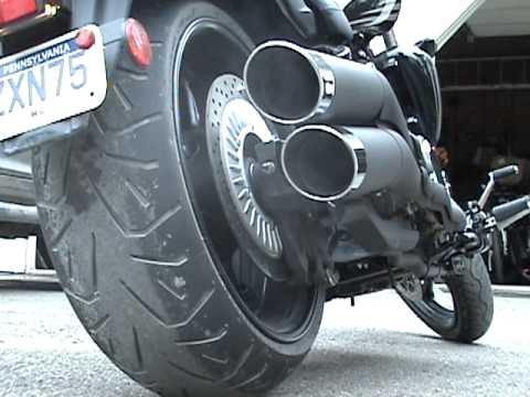 How To Install Cobra Slip On Exhaust Yamaha Stryker