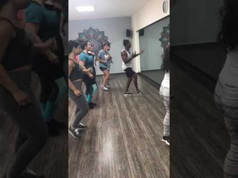 Brazilian Master Class(Afro)