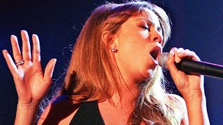 Mariah Carey - Upper Belts With VIBRATO! (Live)