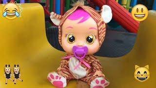 Детская Площадка Мультфильмы Про Дети Играют в Куклы Развлечения Для Детей Влог Для Девочек Игрушки